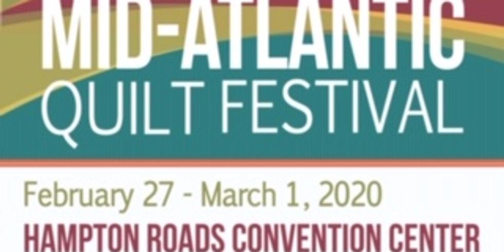 Mid-Atlantic Quilt Festival