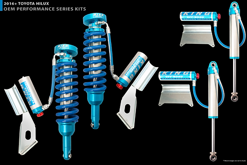 "KING SHOCKS ""OEM""  for  HILUX / GUN125"