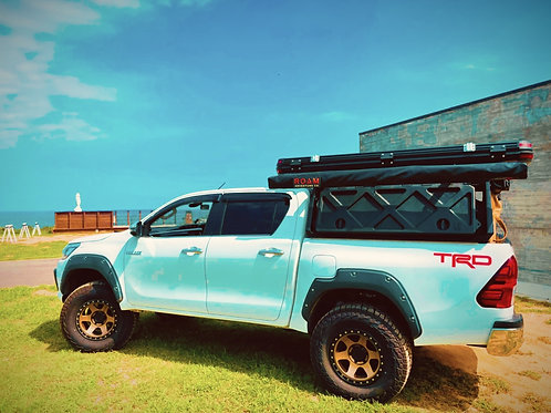 """LEITNER ACS """"HILUX"""" PACKAGE"""
