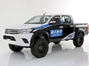 For Off-Road Enthusiasts