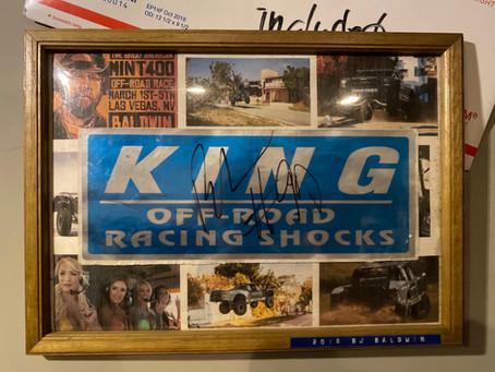 Maintenance: King Shocks