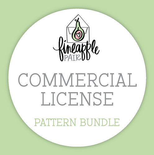 Commercial Pattern License