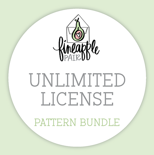 Unlimited Pattern License