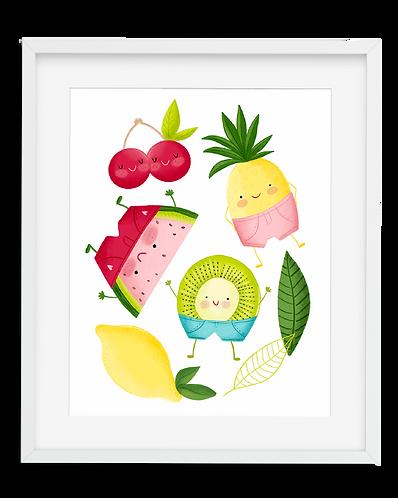 Fruity Friends