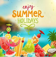 Enjoy-tropical-summer-holidays-backgroun