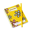 Brownie notebook