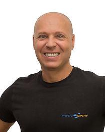 Physio-Expert Geschäftsführer, Physiotherapeut und Osteopath Dr. Kurt Martini