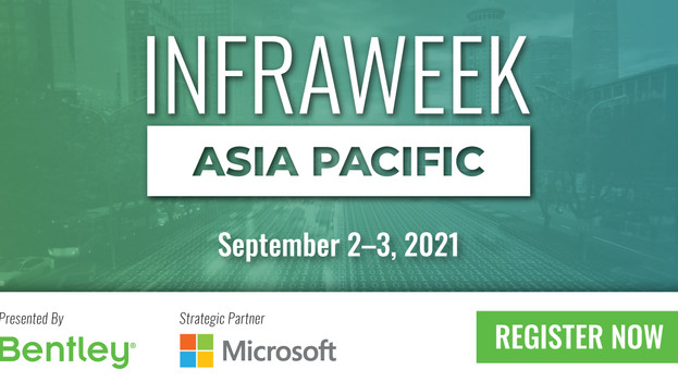 Bentley Systems to Host Infraweek Asia-Pacific, September 2 and 3