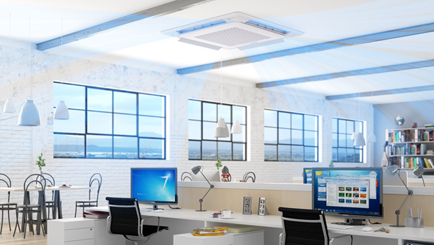 SAMSUNG HVAC System Helps Keep Safer & Cleaner Indoor Air with their Air Quality Solutions
