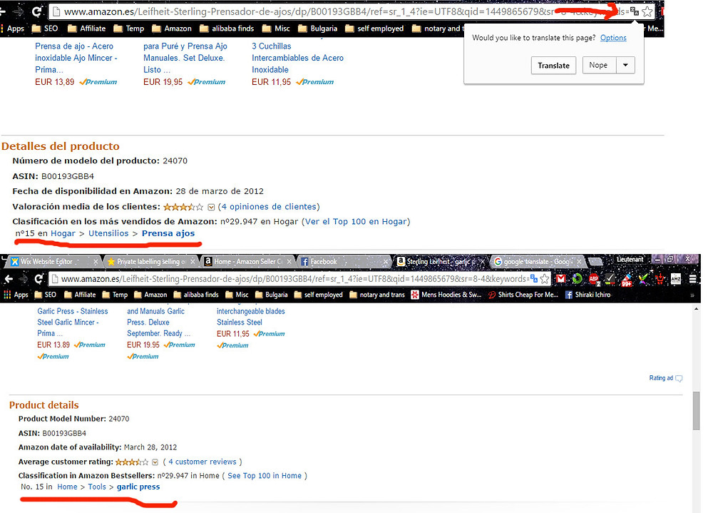 how to sell on amazon EU