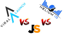 JS v Viral Launch v Helium 10