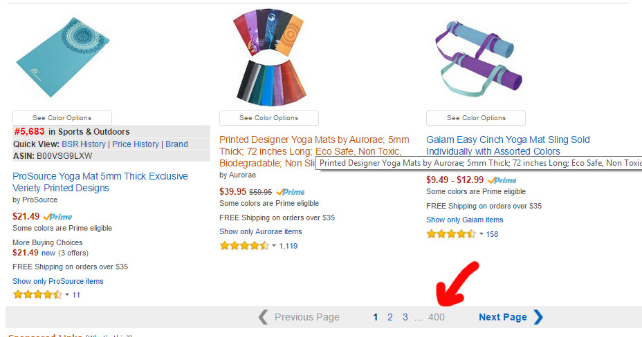 find your first amazon product opportunity