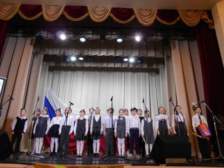 Конкурс патриотической песни «Я люблю тебя, Россия!»