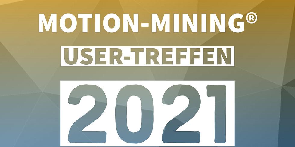 Motion-Mining® User-Treffen 2021