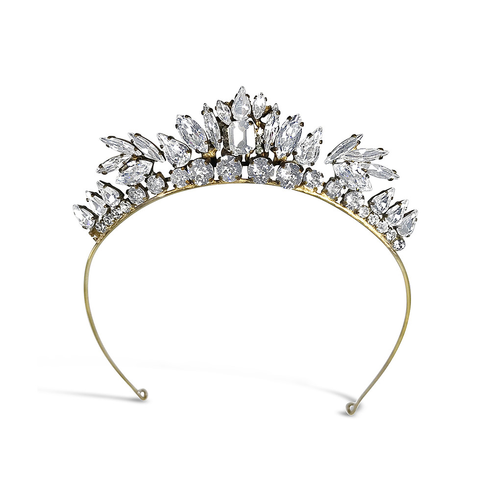 The classic Tiara shape