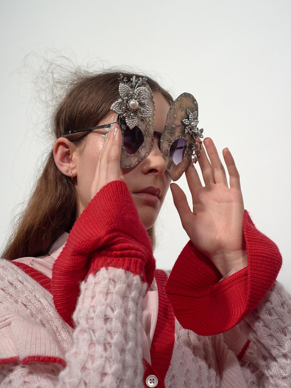Bora Aksu Sunglasses Collaboration Halo & Co