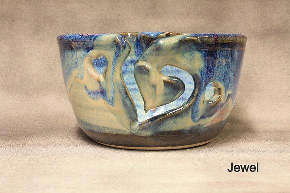 Heart Yarn Bowls