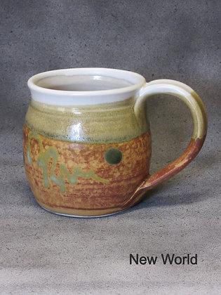 Regular Round Mug