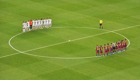 Recta final de Liga y Champions