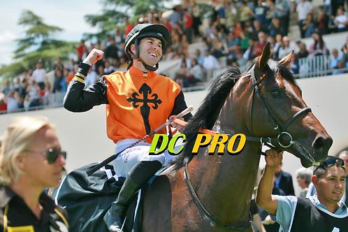Don Sancho. Cuadra Sayago. Derby español 03.06.18