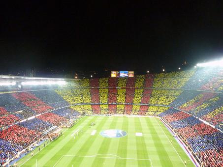 El Camp Nou se vestirá de gala para recibir al Real Madrid