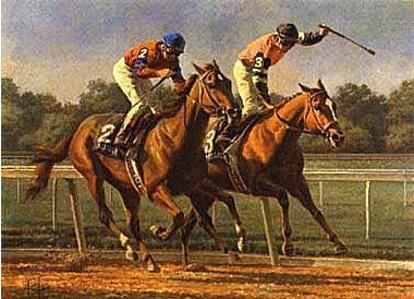 Las carreras de caballos y SELAE, de la mano