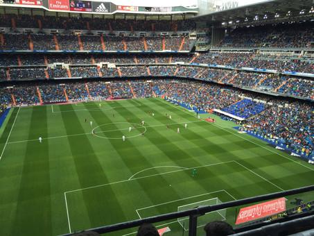 El Madrid golea al Celta (7-1) tras una imponente 2ª parte