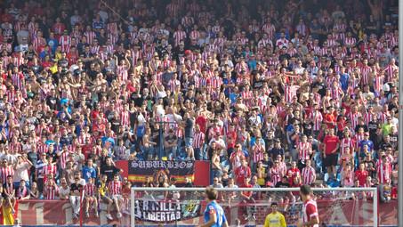 El Atlético de Madrid, un valor seguro dentro y fuera del Calderón