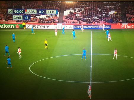 El Barça y Messi rompen su maldición ganando por 0-2 en Inglaterra