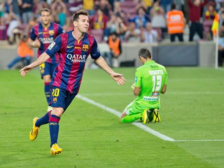 El Real vence pero no convence, el Barça está listo en Madrid, y el Atleti sigue batiendo records.
