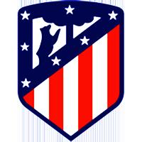 La evolución del escudo del Atlético de Madrid