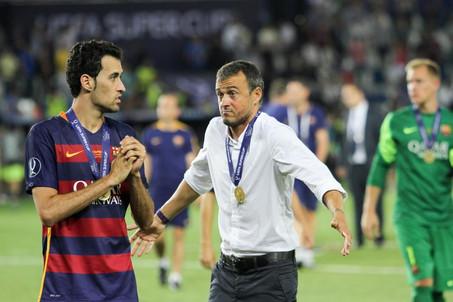 El FC Barcelona de Luis Enrique, en caída libre (y sin red)