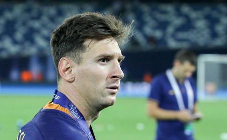 El Barça recibe ayudas arbitrales que no necesita.