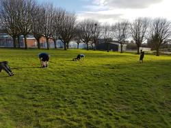Outdoor Circuit Training
