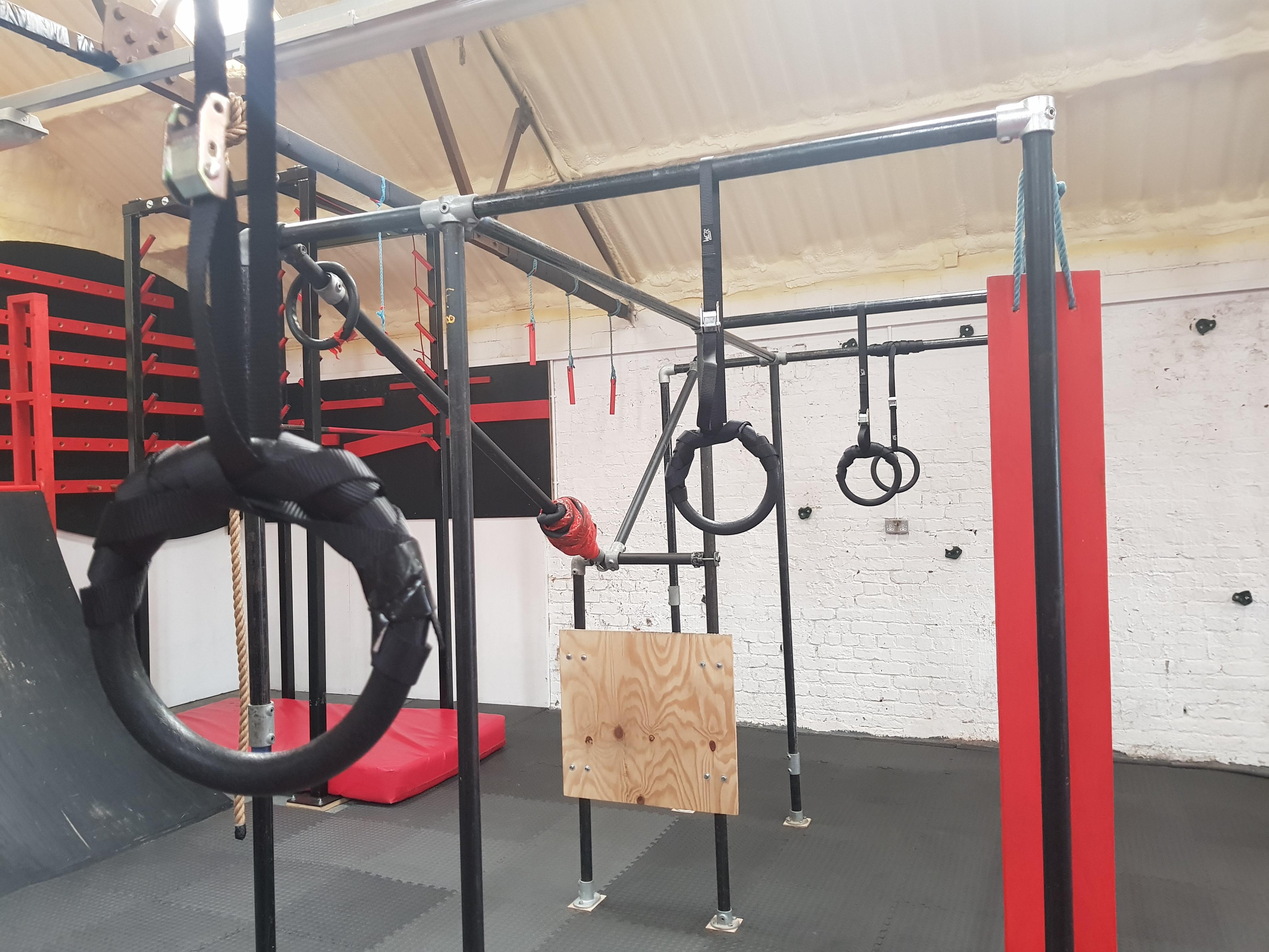 Ninja Obstacles