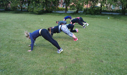 Outdoor Bootcamp
