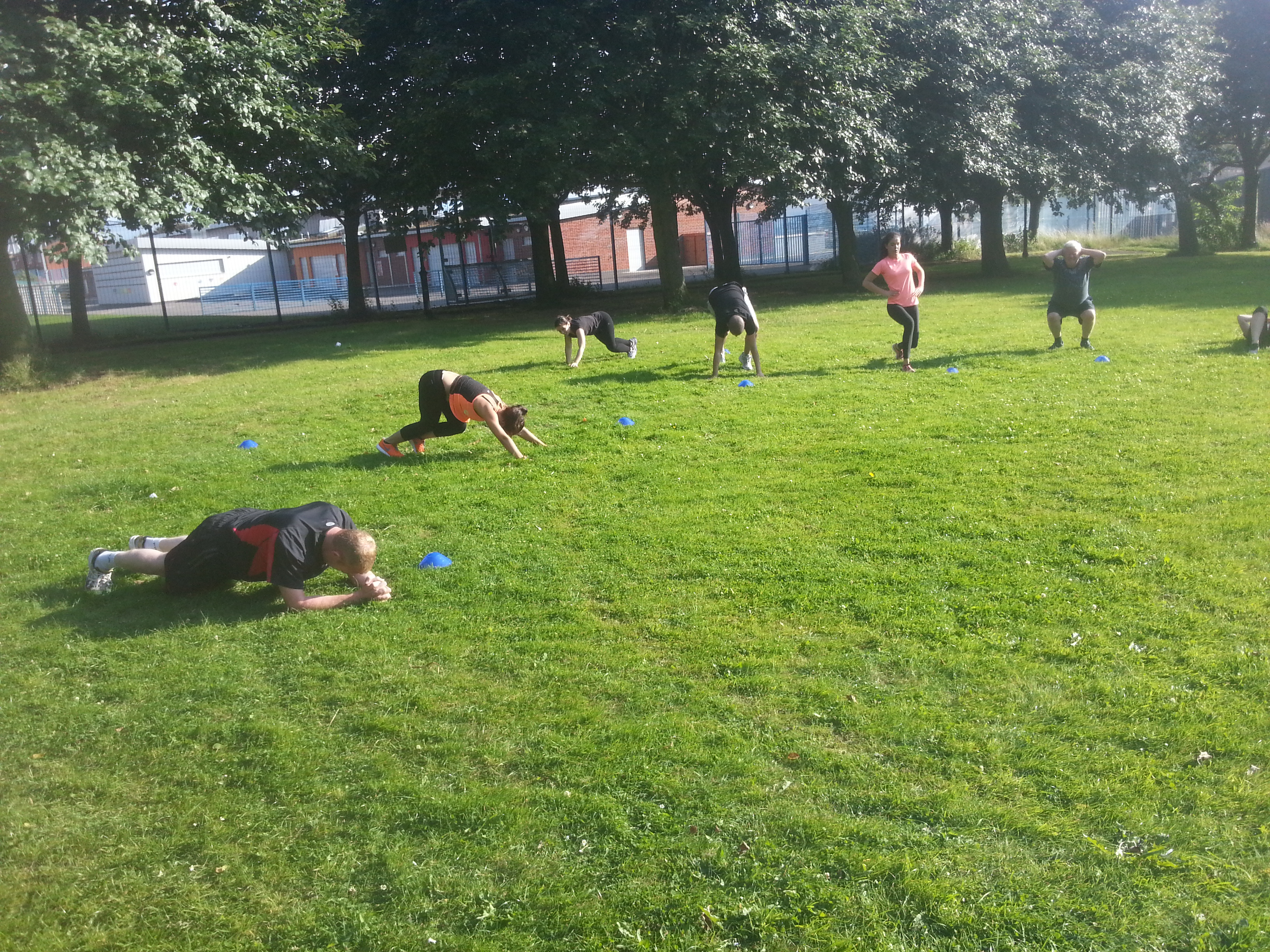 Outdoor Bootcamp Liverpool