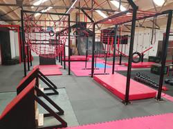 Ninja Gym