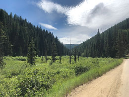 Idaho Trails and Gravel, Deposit