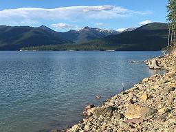 Montana Gravel, Deposit