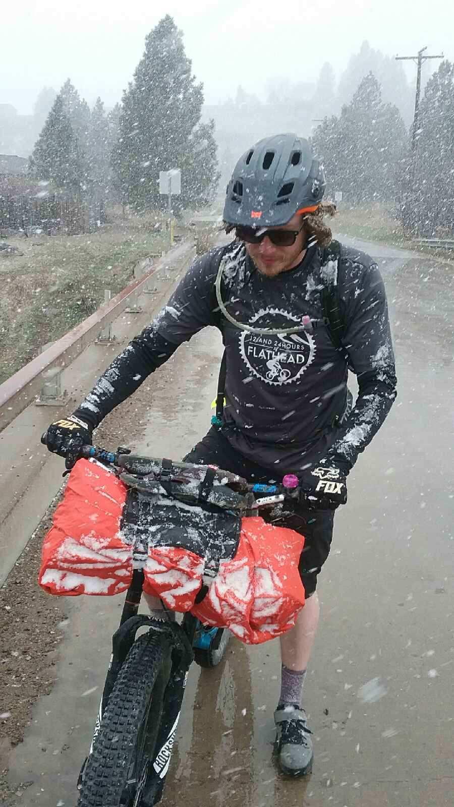 bikepacking montana