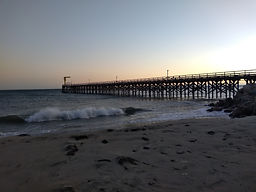 California Coast, Deposit