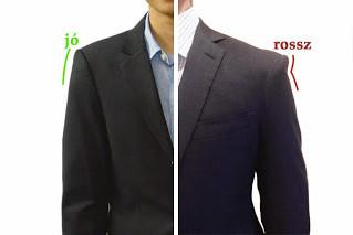 A jó öltöny: 2 A zakó