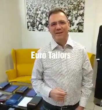 Kockás Férfi Ingek
