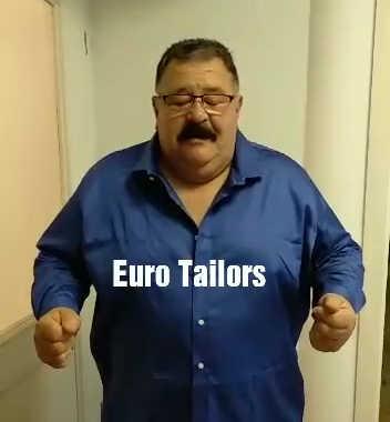 Extra nagy méretű férfi ing 4XL, 5XL, 6XL