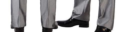 A nadrág megfelelő hossza