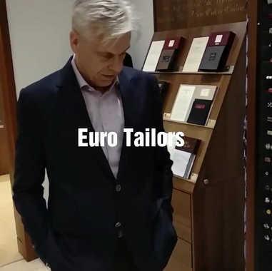 Mens Suit Tailor Budapest