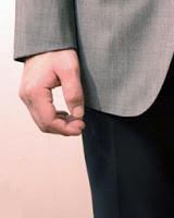 zakó ujja túl hosszú