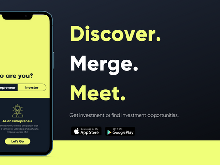 Merge app brings a new hope for SA as the new 'it' platform for entrepreneurs and investors.