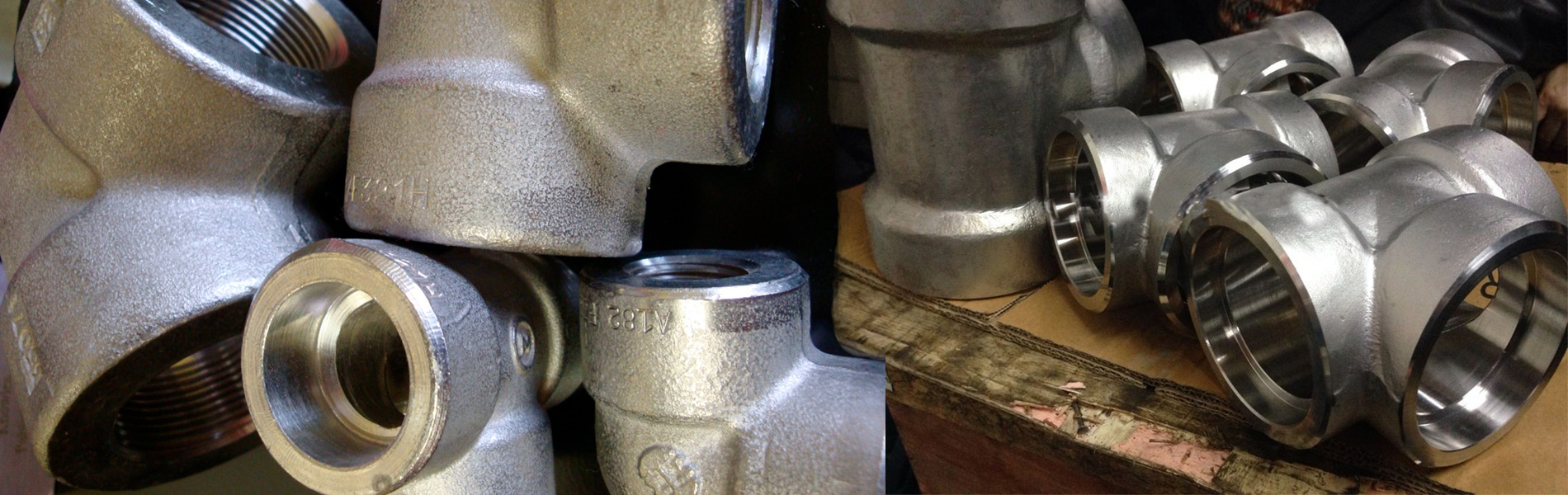 Forge Fittings Manufacturer in India